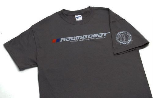 Racing Beat Motorsports T-Shirt Grey